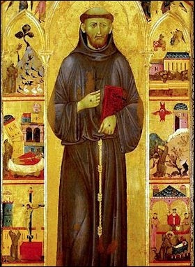 13th-century Franciscan monk